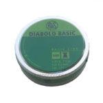 Пули пневматические RWS Diabolo Basic 4,5 мм 0,45 грамм (500 шт.)